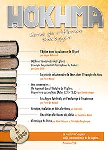 hokhma, revue, réflexion, théologique