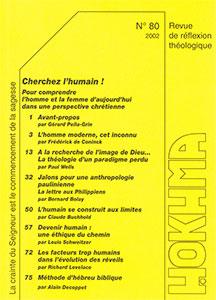 HOK80, hokhma, anthropologie, éthique, évolution
