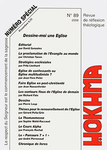 HOK89, hokhma, évangile, confessants, multitudiniste