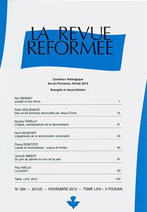 revue réformée 264