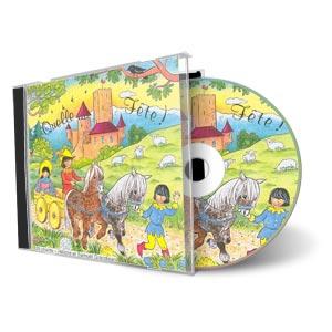 cd, quelle fête, chants, enfants