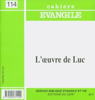 9772204371149, l'oeuvre, luc, odile flichy