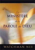 9780736367905, ministère, parole de dieu