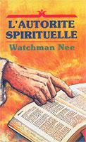 9780829708219, autorité, spirituelle, watchman