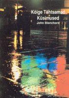9780852343227, questions, fondamentales, en, estonien, ultimate, questions, john, blanchard, éditions, europresse, évangélisation