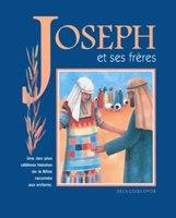 Joseph, frères, jeunesse, enfants, six, neuf, ans, histoires, bibliques, 9782013908139