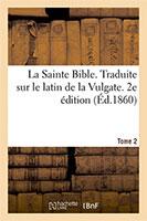 9782019164492, bible, vulgate, de sacy