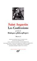 9782070114122, confessions, augustin, pléiade