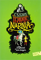 9782075088503, narnia, cheval, cs lewis