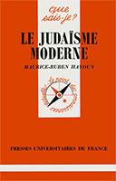 9782130442110, le judaïsmemoderne