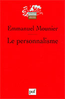 9782130585688, personnalisme, emmanuel mounier