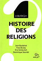 9782130811855, histoire des religions, jean baubérot