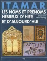 itamar, noms, prenoms, cerf, bible, 9782204049061