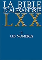 9782204050142, bible d'alexandrie, lxx, nombres
