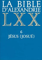 septante, alexandrie, bible, cerf, josue, 9782204054294