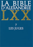 9782204061476, bible d'alexandrie, lxx, juges