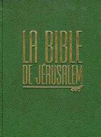 9782204061612, la, bible, de, jérusalem, grand, format, cuir, vert, éditions, du, cerf