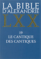 9782204131858, bible d'alexandrie, lxx, cantique