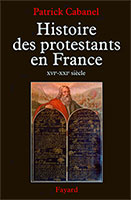 9782213626840, histoire, protestants, patrick cabanel