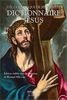 9782221221525, dictionnaire jésus, renaud silly