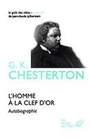 9782251200484, gk chesterton, autobiographie