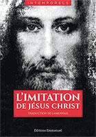 9782353896684, l'imitation de jésus-christ, thomas a kempis