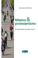 9782354791087, missions, protestantisme, geneviève chevalley