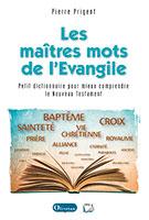 9782354792206, évangile, dictionnaire, pierre prigent