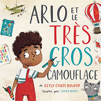 9782362496424, arlo, camouflage, betsy childs howard