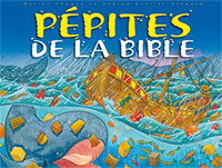 9782367140384, pépites, bible, marion thomas