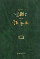 9782371100183, sainte bible, version vulgate