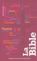 9782608122124, la, bible, version, segond, 21, s21, l'original, avec, les, mots, d'aujourd'hui, couverture, souple, violet, rose, format, compacte, éditions, mb, la, maison, de, la, bible, sbg, société, biblique, de, genève