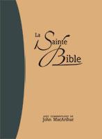 9782608174444, bible d'étude, neg, john macarthur