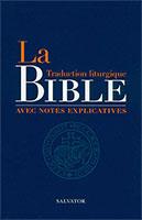 9782706720109, bible, traduction liturgique, salvator