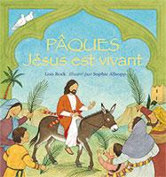 9782755000740, pâques, jésus, est, vivant, lois, rock, éditions, excelsis, xl6, enfants, enfance, pascal, la, croix, de, jésus-christ