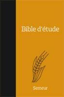 9782755001372, la, nouvelles, bibles, d'étude, version, du, semeur, couverture, souple, noire, orange, tranche, blanche, éditions, excelsis, xl6, bse
