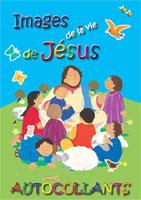 9782755001549, images, de, la, vie, jésus-christ, avec, autocollants, lois, rock, éditions, excelsis, xl6