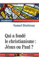 9782755001723, christianisme, jésus, paul