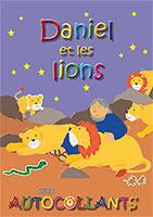 9782755001907, daniel, lions, autocollants