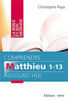 9782755001921, commentaire, matthieu, christophe paya