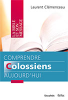 9782755002171, colossiens, commentaire, laurent clémenceau