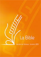 9782755002607, bible semeur 2015, orange