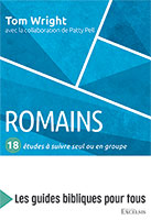 9782755004007, romains, études bibliques, tom wright