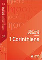 9782826031376, 1 corinthiens, commentaire, thomas schreiner