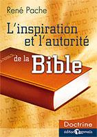 9782828700270, l'inspiration, et, l'autorité, de, la, bible, rené, pache, éditions, emmaus