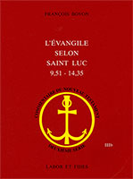 9782830914115, luc, commentaire, françois bovon