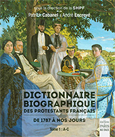 9782846211901, dictionnaire biographique, protestants