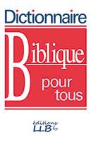 9782850312861, dictionnaire biblique