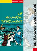 9782850313097, nouveau testament, bd