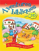 9782850316210, aventures, bibliques, en, 3d, trois, dimensions, 6, six, histoires, animées, éditions, llb, la, ligue, pour, la, lecture, de, la, bible